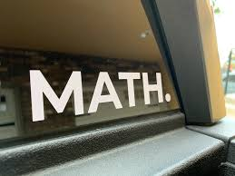 Free Math Decal For Your Car Water Bottle Face Whatever Yangforpresidenthq