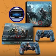 Skin Adesivo Playstation 4 Ps4 Slim God Of War No Elo7 Glauco Infra 125de5c