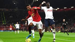 Онлайн-трансляция матча «Тоттенхэм» – «Манчестер Юнайтед» 19 июня