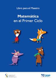 Matematica En El Primer Ciclo Libro Para El Maestro By Sandra