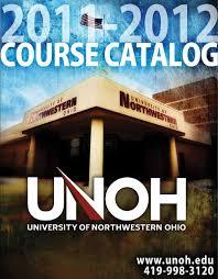 UNOH Catalog 2011 - 2012 by UNOH - issuu