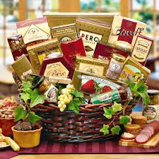 ultimate gourmet food gift basket