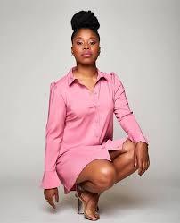 Pretty in Pink 💘💕... - Dominique Fishback | Facebook