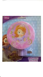 Buy Wall Plug In Night Light Kids Room Decor Disney Theme Characters Sofia The First In Cheap Price On Alibaba Com
