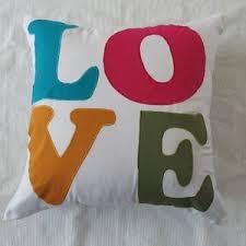 Love Pillow Decorative Nursery Pillow Kids Room Pillow Etsy
