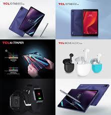 TCL announces 10 TABMAX, 10 TABMID ...