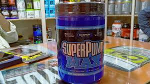 gaspari nutrition superpump max blue