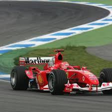 Ritorno al passato, uno Schumacher sulla Ferrari F2004: Mick ...