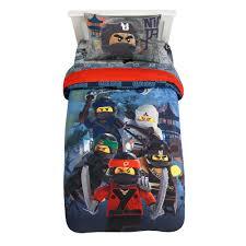 The LEGO Ninjago Movie Comforter, Twin/Full, Kids Bedding, Reversible, LEGO  Warriors – Walmart Inventory Checker – BrickSeek