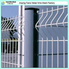 China Welded Wire Mesh Fence Panels In 6 Gauge China Garden Fence Fence Panel