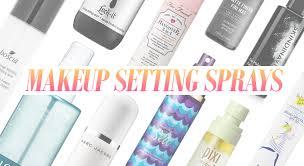 21 makeup setting sprays you need to