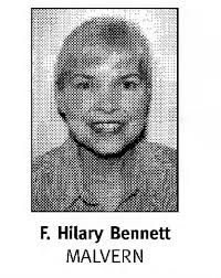 Realtor, F. Hilary Bennett - Newspapers.com
