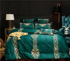 embroidered luxury egyptian cotton