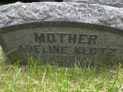 Adeline Klotz Perry (1846-1915) - Find A Grave Memorial