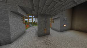 Use A Fence Chain To Make A Pulley For A Castle Gate Minecraft