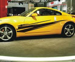 Car Decal Stripes Racing 86 For 370z 370 Z 350z Vinyl Door Motor Sticker Zc303 For Sale Online Ebay