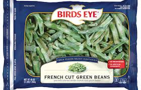 vegetables french cut green beans