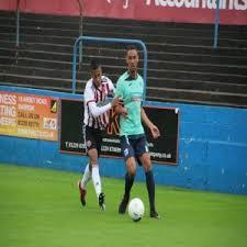 Byron Harrison – DOVER ATHLETIC FC