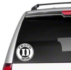 Duke Mom 5 5 Car Vinyl Sticker Decal University Blue Etsy