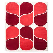 dwell magazine hand tufted rug
