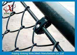 Diy Chain Link Diamond Wire Mesh Fence Pvc Coated Welded Wire Fencing