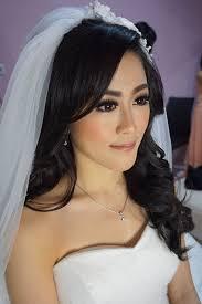 wedding of amelia by ilook makeup