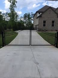 When To Install Electronic Entry Driveway Gates