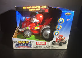 Sonic Sega All Stars Racing Knuckles The Echidna Figure Car W Motion Sound Speelgoed En Spellen Wealthitglobal Com