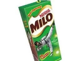 milo nutritional energy drink nutrition