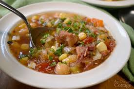 ham bone soup recipe crockpot