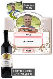 birthday present personalised gift wine