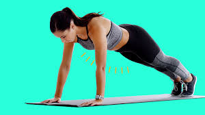 list of easy workout for abs at home