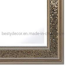 china silver colored rectangular mosaic