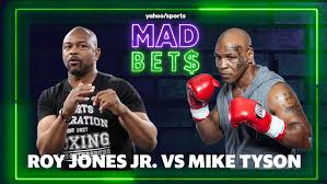 Mad Bets: Mike Tyson vs. Roy Jones Jr.