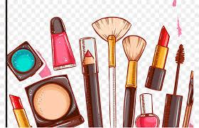 makeup cartoon png 850 578