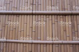 Old Bamboo Fence Asian Style Bamboo Texture Background Stock Photo Download Image Now Istock