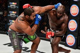 Cheick Kongo vs. Tony Johnson to Headline Bellator 161 on Sept. 16