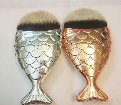 new mermaid makeup brush powder contour