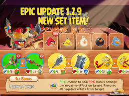 Angry Birds Epic v1.2.9 Update Adds New Set Item, Daily Rewards ...