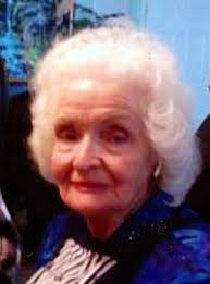 Anna Eileen Smith October 19 1922 March 27 2019 (age 96), death notice,  Obituaries, Necrology