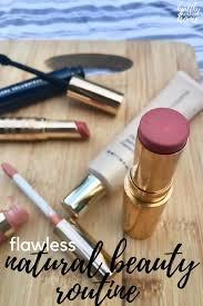 everyday natural makeup routine safe