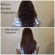 keratin treatment for curly hair that