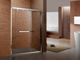 china wet room corner shower screen