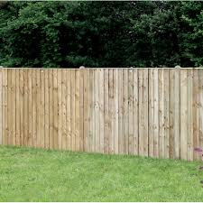 Vertical Fence Panels Charnley S Home Garden