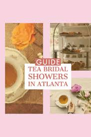 best bridal shower venues in atlanta