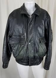 wilsons leather distressed black er