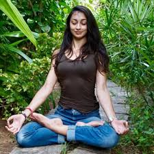 top yoga instructors india best female