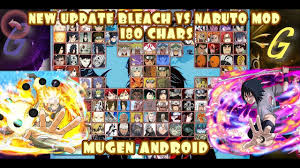 BLEACH VS NARUTO 3.3 MOD STORM 4 GOD MUGEN ANDROID [DOWNLOAD] دیدئو dideo