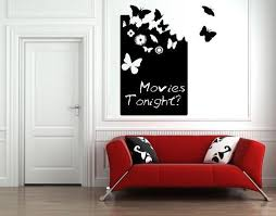 Butterfly Board Wall Decal Board Style And Apply