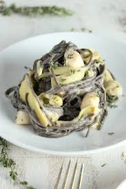 Healthy Pasta with Bay Scallops and ...